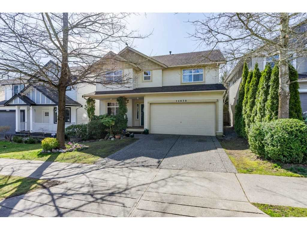 "Main Photo: 14878 59 Avenue in Surrey: Sullivan Station House for sale in ""Miller's Lane"" : MLS®# R2561747"