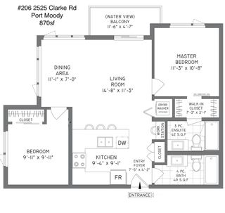 """Photo 35: 206 2525 CLARKE Street in Port Moody: Port Moody Centre Condo for sale in """"THE STRAND"""" : MLS®# R2581968"""