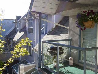 "Photo 10: 304 1166 W 6TH Avenue in Vancouver: Fairview VW Townhouse for sale in ""SEASCAPE VISTA"" (Vancouver West)  : MLS®# V1121820"