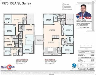 Photo 33: 7975 133A Street in Surrey: West Newton House for sale : MLS®# R2541136