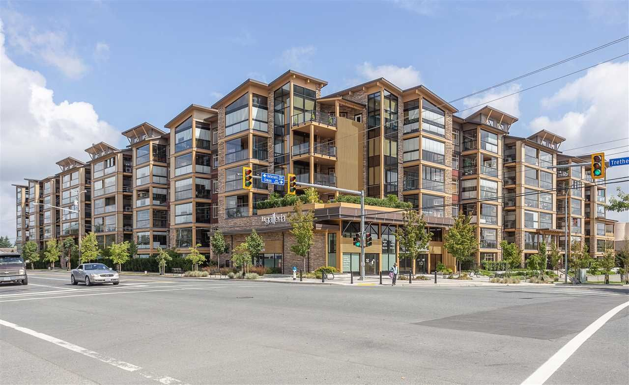 "Photo 3: Photos: 524 2860 TRETHEWEY Street in Abbotsford: Central Abbotsford Condo for sale in ""La Galleria"" : MLS®# R2525522"