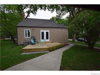 Photo 20: 272 Scotia Street in Winnipeg: West Kildonan / Garden City Residential for sale (North West Winnipeg)  : MLS®# 1613575