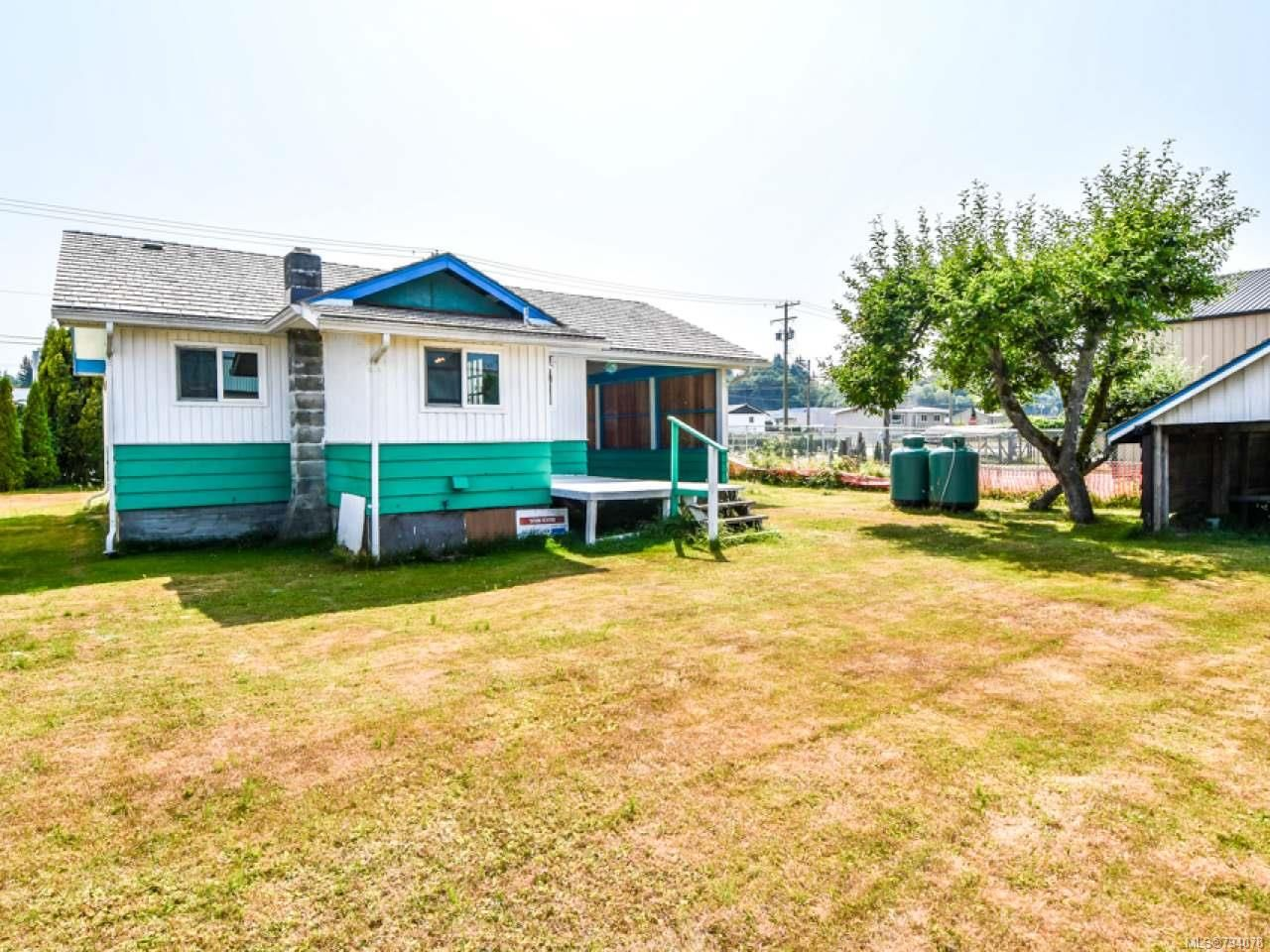 Main Photo: 1640 15th Ave in CAMPBELL RIVER: CR Campbell River Central House for sale (Campbell River)  : MLS®# 794078
