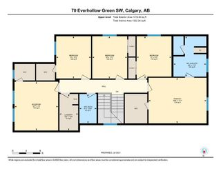 Photo 37: 70 Everhollow Green SW in Calgary: Evergreen Detached for sale : MLS®# A1131033