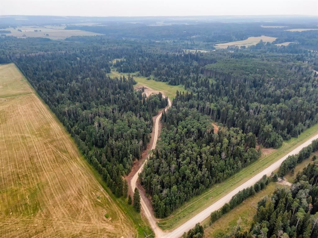 Main Photo: 31339 Rge Rd 55: Rural Mountain View County Land for sale : MLS®# A1136736