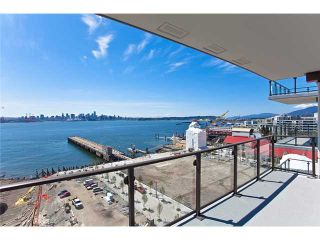 """Photo 9: 1104 162 VICTORY SHIP Way in North Vancouver: Lower Lonsdale Condo for sale in """"ATRIUM AT THE PIER"""" : MLS®# V876116"""