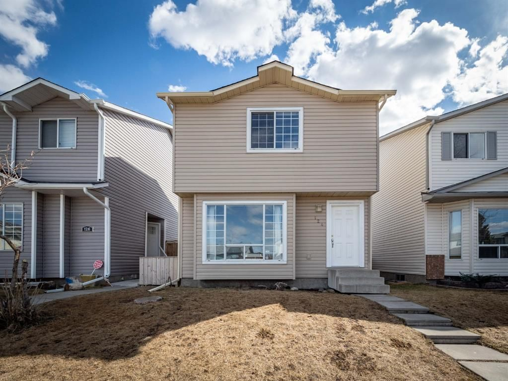 Main Photo: 124 Martinbrook Road NE in Calgary: Martindale Detached for sale : MLS®# A1100901