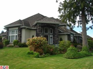 Photo 1: 2265 133A Street in Surrey: Elgin Chantrell House for sale (South Surrey White Rock)  : MLS®# F1011317