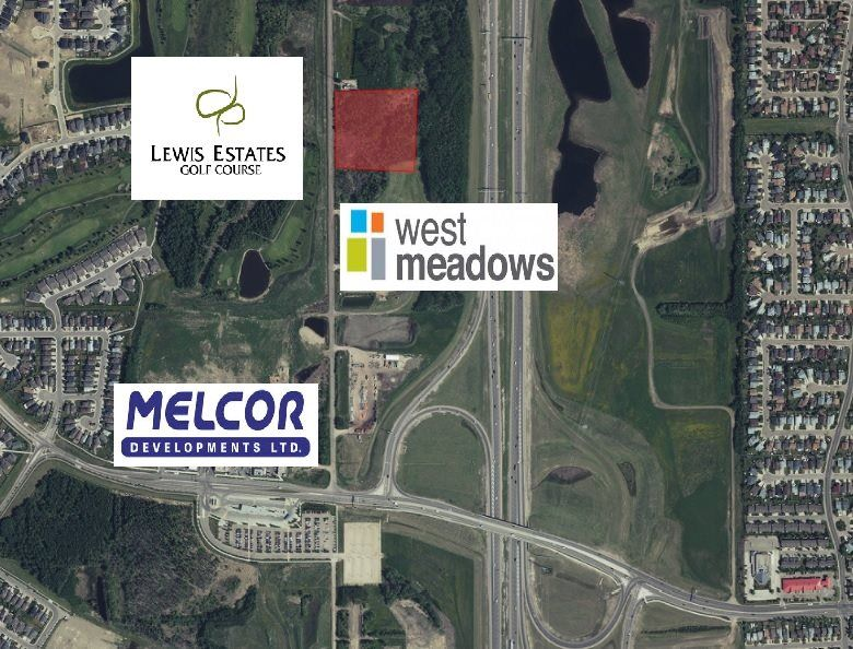 Main Photo: 9347 199 Street in Edmonton: Zone 40 Land Commercial for sale : MLS®# E4223094