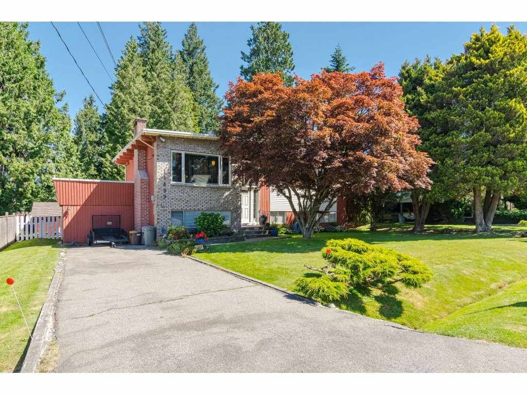Main Photo: 11497 93 AVENUE in Delta: Annieville House for sale (N. Delta)  : MLS®# R2378855