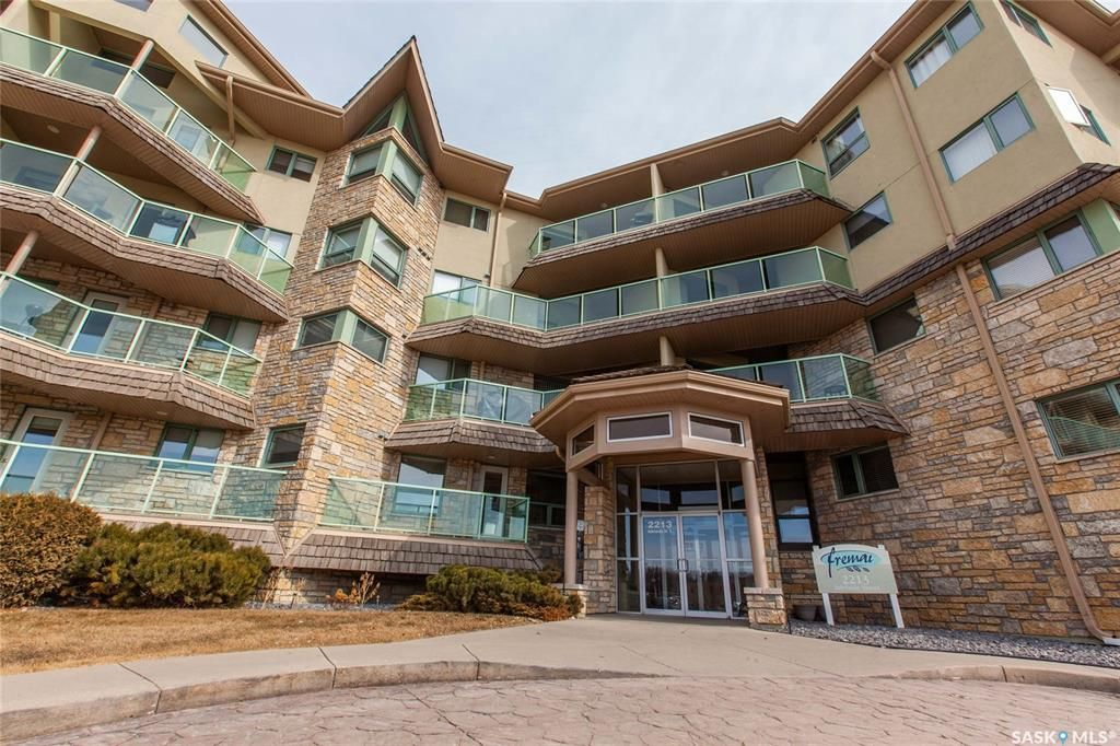 Main Photo: 409 2213 Adelaide Street East in Saskatoon: Nutana S.C. Residential for sale : MLS®# SK766356
