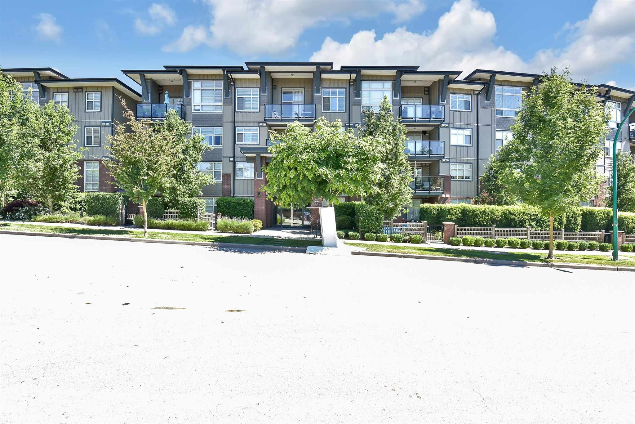 """Main Photo: 312 19201 66A Avenue in Surrey: Clayton Condo for sale in """"ONE92"""" (Cloverdale)  : MLS®# R2597358"""