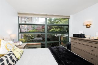 """Photo 9: 213 1688 ROBSON Street in Vancouver: West End VW Condo for sale in """"Pacific Robson Palais"""" (Vancouver West)  : MLS®# R2590281"""