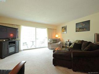 Photo 3: 402 1490 Garnet Rd in VICTORIA: SE Cedar Hill Condo for sale (Saanich East)  : MLS®# 767199