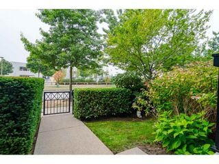 """Photo 28: 10 7088 191 Street in Surrey: Clayton Townhouse for sale in """"Montana"""" (Cloverdale)  : MLS®# R2500322"""