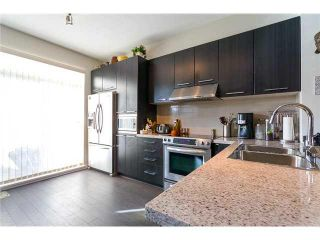 Photo 4: 57 1338 HAMES Crescent in Coquitlam: Burke Mountain Townhouse for sale : MLS®# V1078090