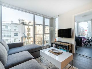 """Photo 4: 303 538 W 7TH Avenue in Vancouver: Fairview VW Condo for sale in """"CAMBIE +7"""" (Vancouver West)  : MLS®# R2332331"""