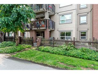 """Photo 3: 107 5885 IRMIN Street in Burnaby: Metrotown Condo for sale in """"MACPHERSON WALK"""" (Burnaby South)  : MLS®# V1133409"""