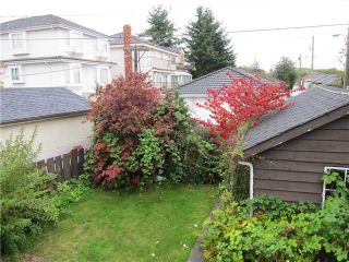 Photo 6: 5530 COLUMBIA Street in Vancouver: Cambie House for sale (Vancouver West)  : MLS®# V853528