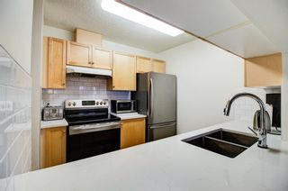 Photo 5: 209 2022 CANYON MEADOWS Drive SE in Calgary: Queensland Apartment for sale : MLS®# A1028544