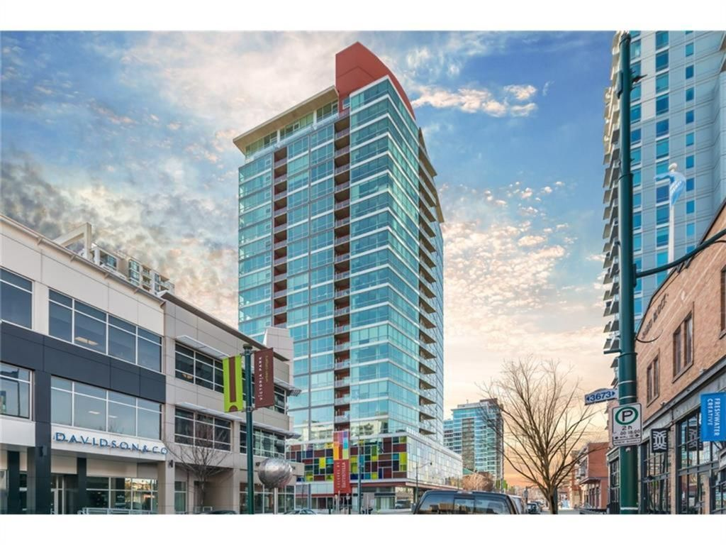Main Photo: 1305 135 13 Avenue SW in Calgary: Beltline Apartment for sale : MLS®# A1115062
