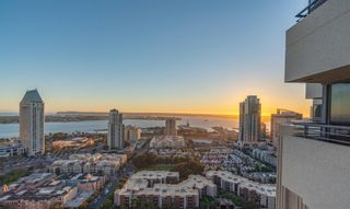 Photo 8: DOWNTOWN Condo for sale : 2 bedrooms : 700 Front St #2303 in San Diego