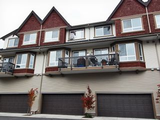Photo 1: 53 7155 189 Street in Surrey: Clayton Townhouse for sale : MLS®# F2830925