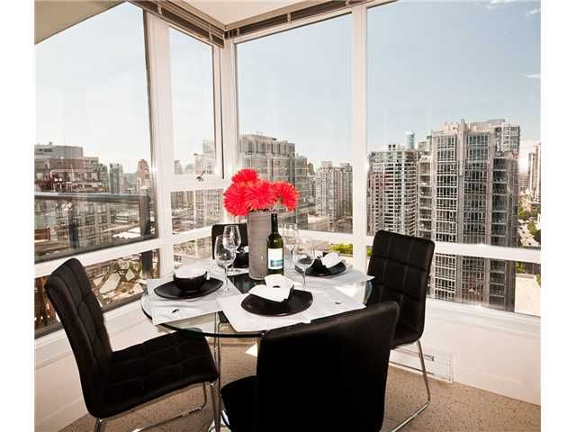 Photo 6: Photos: 3110 928 BEATTY Street in Vancouver: Yaletown Condo for sale (Vancouver West)  : MLS®# V949425