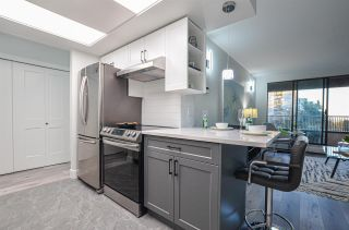 """Photo 8: 406 4194 MAYWOOD Street in Burnaby: Metrotown Condo for sale in """"PARK AVENUE TOWERS"""" (Burnaby South)  : MLS®# R2566232"""