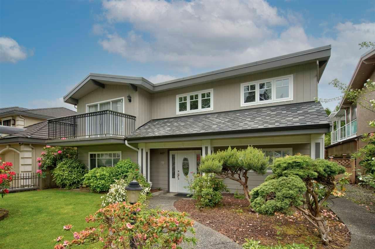 """Main Photo: 4437 ATLEE Avenue in Burnaby: Deer Lake Place House for sale in """"DEER LAKE PLACE"""" (Burnaby South)  : MLS®# R2586875"""
