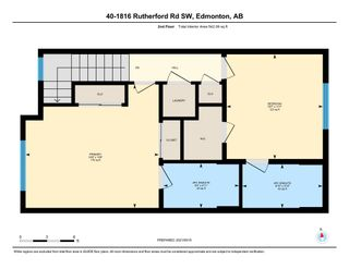 Photo 4: 40 1816 RUTHERFORD Road in Edmonton: Zone 55 Townhouse for sale : MLS®# E4264651
