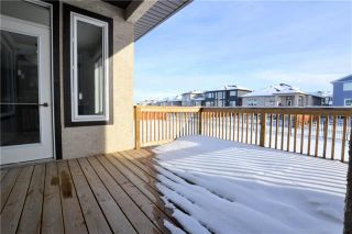 Photo 20: 112 Eagleview Road in Winnipeg: Bridgwater Lakes Residential for sale (1R)  : MLS®# 1900476