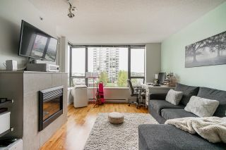 """Photo 9: 605 4182 DAWSON Street in Burnaby: Brentwood Park Condo for sale in """"TANDEM 3"""" (Burnaby North)  : MLS®# R2617513"""