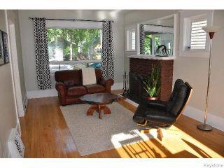 Photo 3: 784 Ingersoll Street in WINNIPEG: West End / Wolseley Residential for sale (West Winnipeg)  : MLS®# 1516601