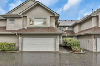 Photo 1: 58 1255 RIVERSIDE Drive in Port Coquitlam: Riverwood Townhouse for sale : MLS®# R2617553