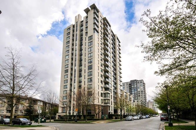 """Main Photo: 410 3588 CROWLEY Drive in Vancouver: Collingwood VE Condo for sale in """"NEXUS"""" (Vancouver East)  : MLS®# R2157259"""