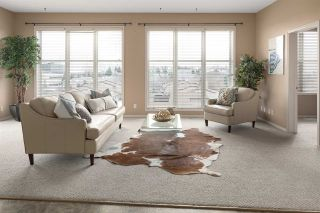 Photo 3: 426 4831 104A Street in Edmonton: Zone 15 Condo for sale : MLS®# E4237578