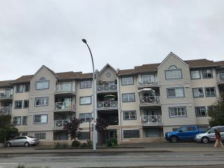 "Photo 1: 202 12101 80 Avenue in Surrey: Queen Mary Park Surrey Condo for sale in ""Surrey Town Manor"" : MLS®# R2412281"