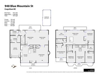 Photo 30: 948 BLUE MOUNTAIN Street in Coquitlam: Coquitlam West House for sale : MLS®# R2544232