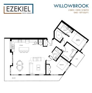 """Photo 22: 517 5486 199A Street in Langley: Langley City Condo for sale in """"Ezekiel"""" : MLS®# R2621597"""