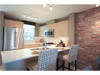 Photo 2: # 330 95 MOODY ST in Port Moody: Port Moody Centre Condo for sale : MLS®# V1075583