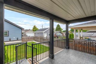 Photo 34: 1100 EIGHTH Avenue in New Westminster: Moody Park House for sale : MLS®# R2590660
