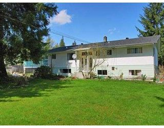 Photo 1: 25051 124TH Avenue in Maple_Ridge: Websters Corners House for sale (Maple Ridge)  : MLS®# V762777