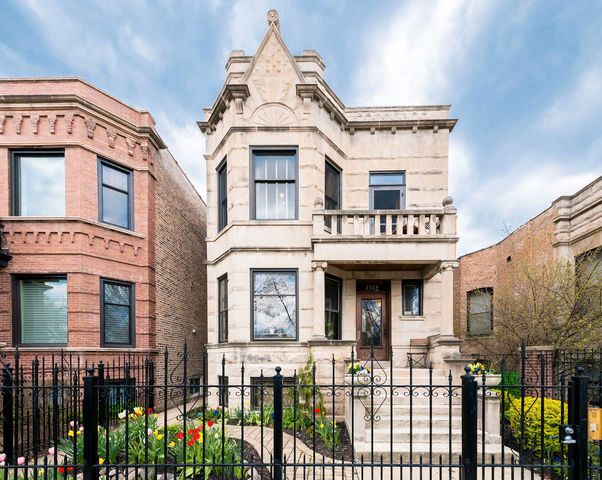 Main Photo: 1312 Kedzie Avenue in Chicago: CHI - Humboldt Park Residential Income for sale ()  : MLS®# 10807958