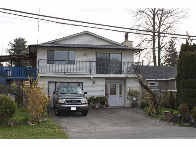 Main Photo: 11546 128 Street in Surrey: House for sale : MLS®# R2026593