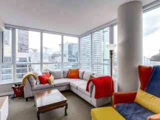 """Photo 2: 2003 833 SEYMOUR Street in Vancouver: Downtown VW Condo for sale in """"CAPITAL RESIDENCES"""" (Vancouver West)  : MLS®# R2087892"""