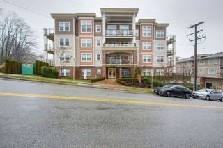 """Photo 1: 203 11580 223 Street in Maple Ridge: West Central Condo for sale in """"RIVERS EDGE"""" : MLS®# R2230433"""