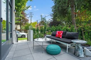 """Photo 2: 101 717 W 17 Avenue in Vancouver: Cambie Condo for sale in """"Heather & 17th"""" (Vancouver West)  : MLS®# R2579140"""