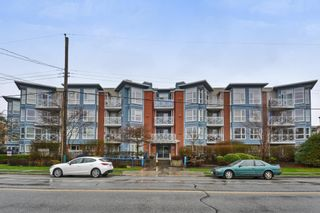 "Photo 1: 205 20245 53 Avenue in Langley: Langley City Condo for sale in ""METRO I"" : MLS®# R2225466"