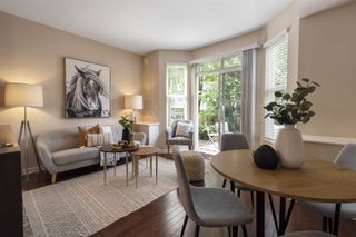 """Photo 8: 8583 AQUITANIA Place in Vancouver: South Marine Townhouse for sale in """"SOUTHAMPTON"""" (Vancouver East)  : MLS®# R2608907"""